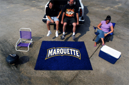 5 x 6 Marquette Golden Eagles Tailgater Mat