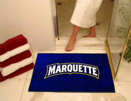 34 x 45 Marquette Golden Eagles All Star Floor Mat