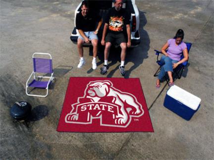 5' x 6' Mississippi State Bulldogs Tailgater Mat