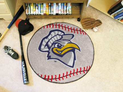 "27"" Round Tennessee (Chattanooga) Moccasins Baseball Mat"