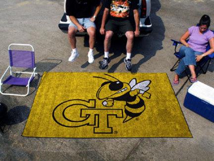 5' x 8' Georgia Tech Yellow Jackets Ulti Mat