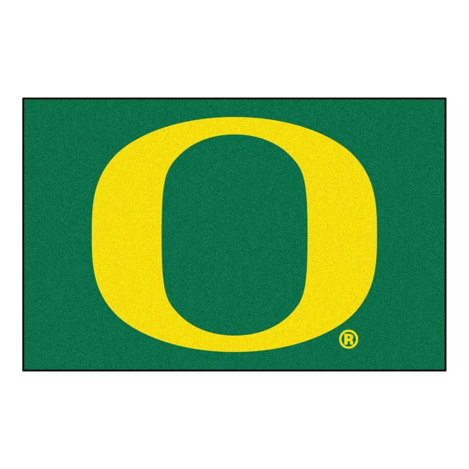 """Oregon Ducks 19"""" x 30"""" Starter Mat"""