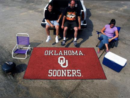 5' x 8' Oklahoma Sooners Ulti Mat