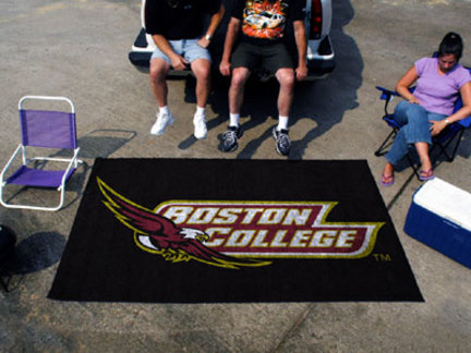 Fan Mats 2661 Boston College Rectangular: 5 ft. x 8 ft. Tailgater Mat