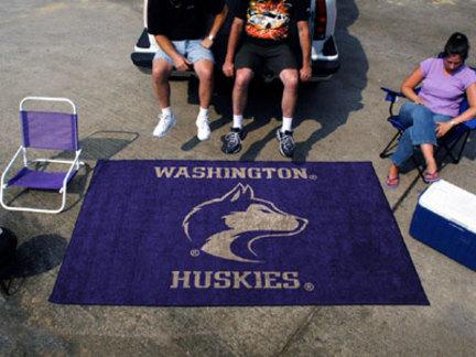 5' x 8' Washington Huskies Ulti Mat