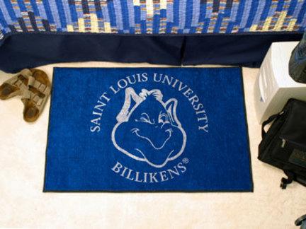 """St. Louis Billikens 19"""" x 30"""" Starter Mat"""