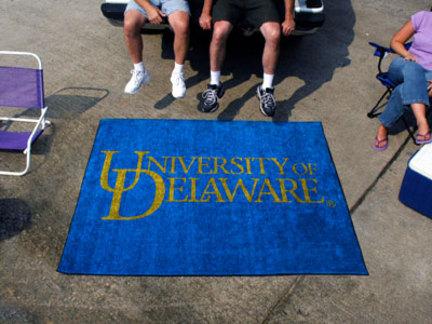 5' x 6' Delaware Fightin' Blue Hens Tailgater Mat