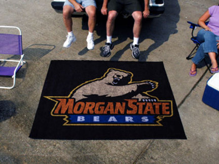 5' x 6' Morgan State Bears Tailgater Mat