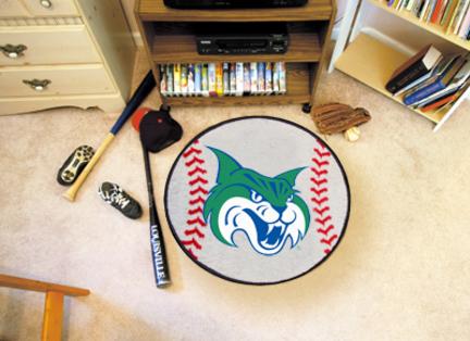 "27"" Round Georgia College and State University Bobcats Baseball Mat"