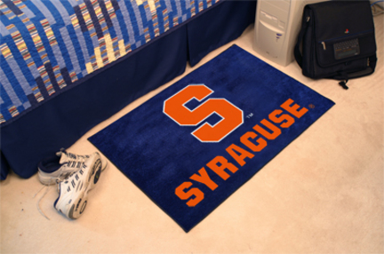 "Syracuse Orange (Orangemen) 19"" x 30"" Starter Mat"
