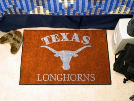 Texas Longhorns 19in x 30in Starter Mat