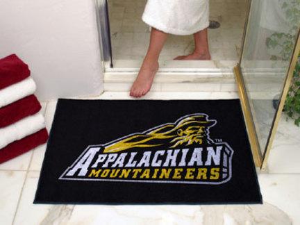 "34"" x 45"" Appalachian State Mountaineers All Star Floor Mat"