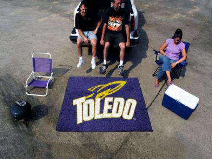 5' x 6' Toledo Rockets Tailgater Mat