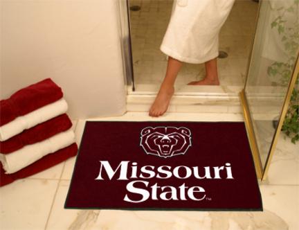 "Missouri State University Bears 34"" x 45"" All Star Floor Mat"
