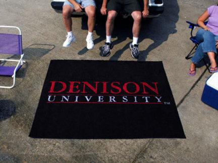 5' x 6' Denison Big Red Tailgater Mat