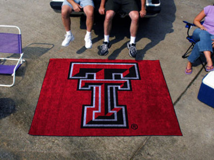 5' x 6' Texas Tech Red Raiders Tailgater Mat
