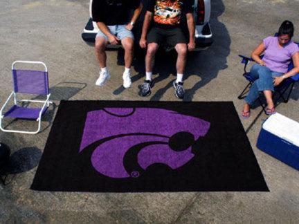 5' x 8' Kansas State Wildcats Ulti Mat