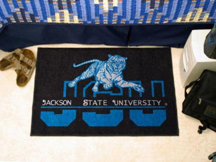 "Jackson State Tigers 19"" x 30"" Starter Mat"