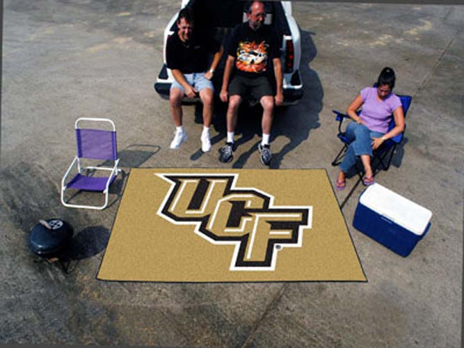5' x 8' UCF (Central Florida) Knights Ulti Mat
