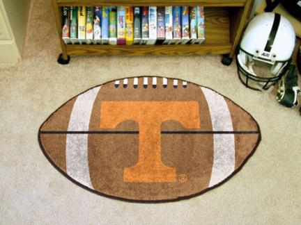 "22"" x 35"" Tennessee Volunteers Football Mat"