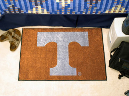 Tennessee Volunteers 19in x 30in Starter Mat