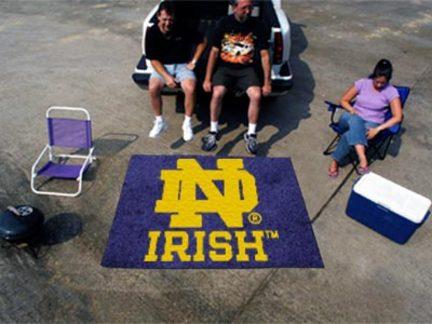 Notre Dame Fighting Irish 5' x 6' Tailgater Mat (ND)