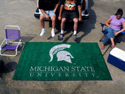 5' x 8' Michigan State Spartans Ulti Mat