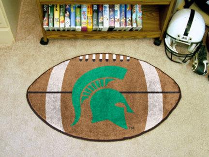 "22"" x 35"" Michigan State Spartans Football Mat"