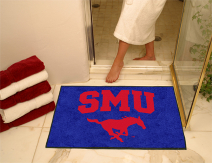 "34"" x 45"" Southern Methodist (SMU) Mustangs All Star Floor Mat"