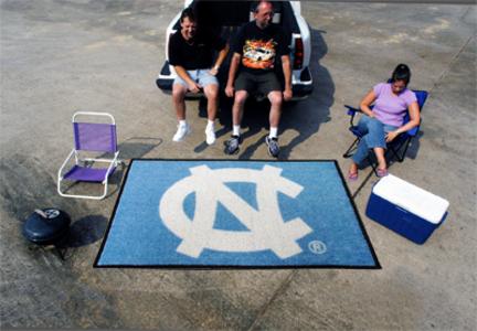 North Carolina Tar Heels 5' x 8' Ulti Mat (with 'NC')