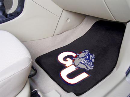 Gonzaga Bulldogs 27 x 18 Auto Floor Mat Set of 2 Car Mats