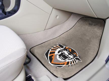 "Fort Hays State Tigers 27"" x 18"" Auto Floor Mat (Set of 2 Car Mats)"