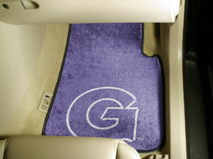 Click here for Georgetown Hoyas 27 x 18 Auto Floor Mat (Set of 2... prices