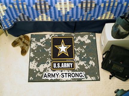 """US Army 20"""" x 30"""" Starter Mat"""