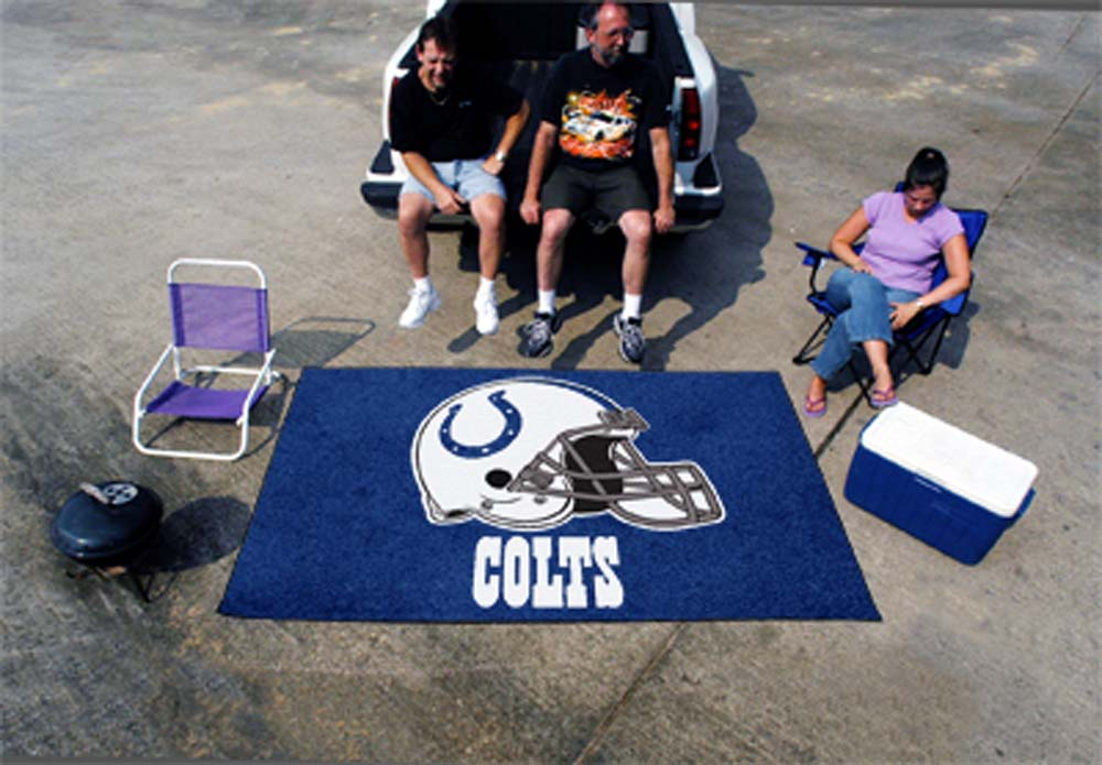 5' x 8' Indianapolis Colts Ulti Mat