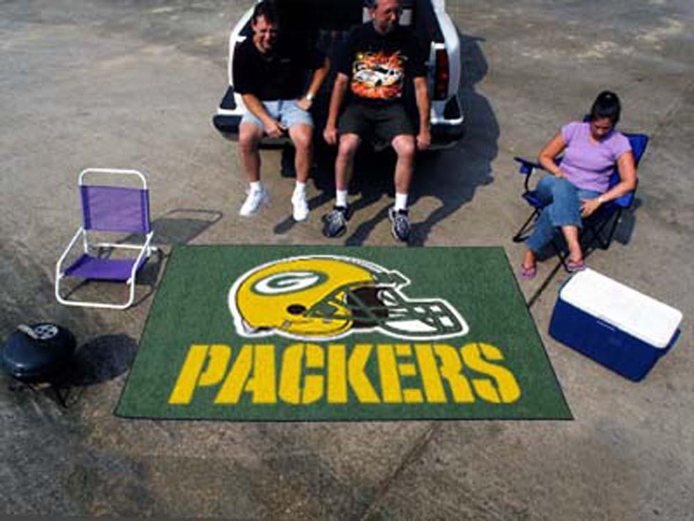 5' x 8' Green Bay Packers Ulti Mat