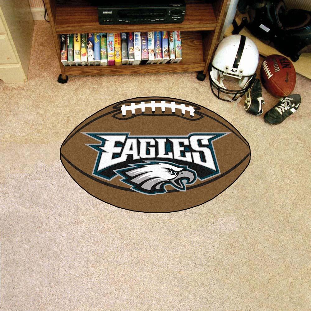 "22"" x 35"" Philadelphia Eagles Football Mat"