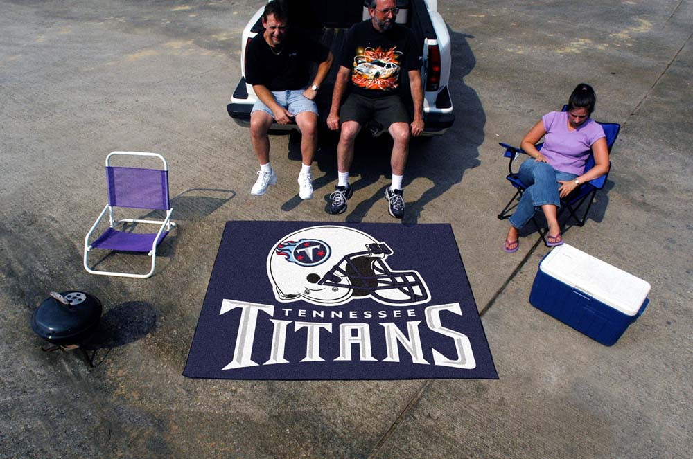 5' x 6' Tennessee Titans Tailgater Mat