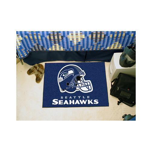 "Image of Seattle Seahawks 19"" x 30"" Starter Mat"