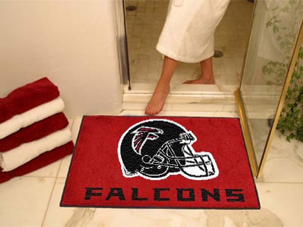 "34"" x 45"" Atlanta Falcons All Star Floor Mat"