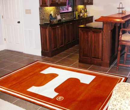 Tennessee Volunteers 4' x 6' Area Rug