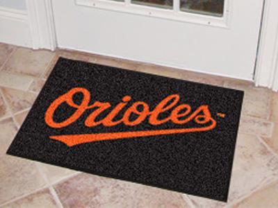 Baltimore Orioles 19in x 30in Starter Mat