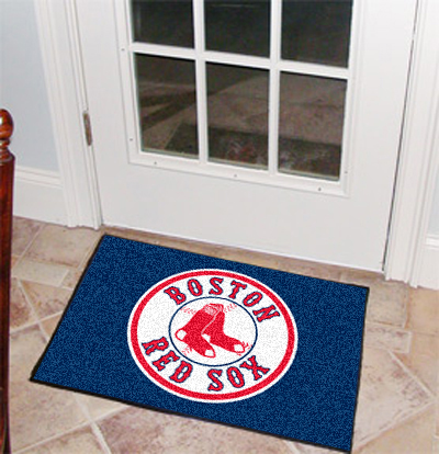 Boston Red Sox 19in x 30in Starter Mat