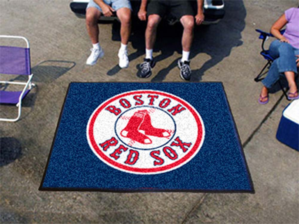 5' x 6' Boston Red Sox Tailgater Mat