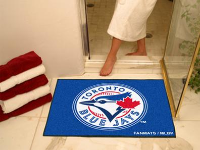 34in x 45in Toronto Blue Jays All Star Floor Mat