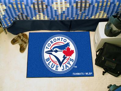 Toronto Blue Jays 19in x 30in Starter Mat