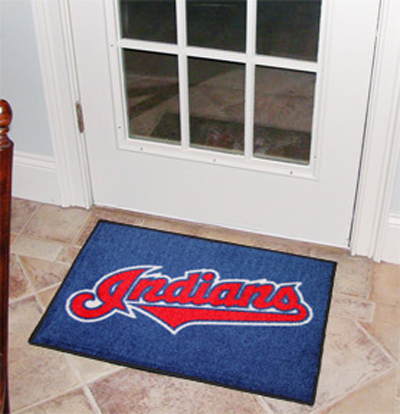 Cleveland Indians 19in x 30in Starter Mat