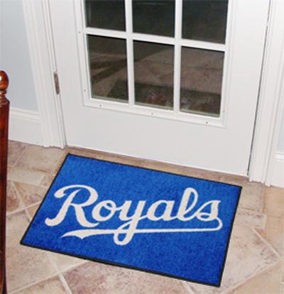 Kansas City Royals 19in x 30in Starter Mat