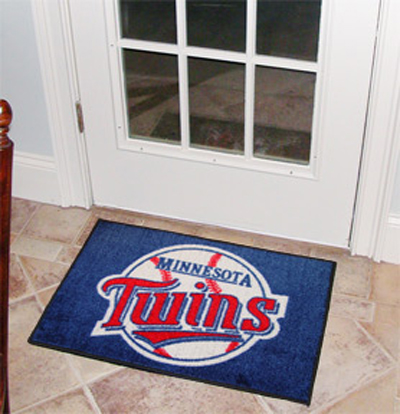 Minnesota Twins 19in x 30in Starter Mat
