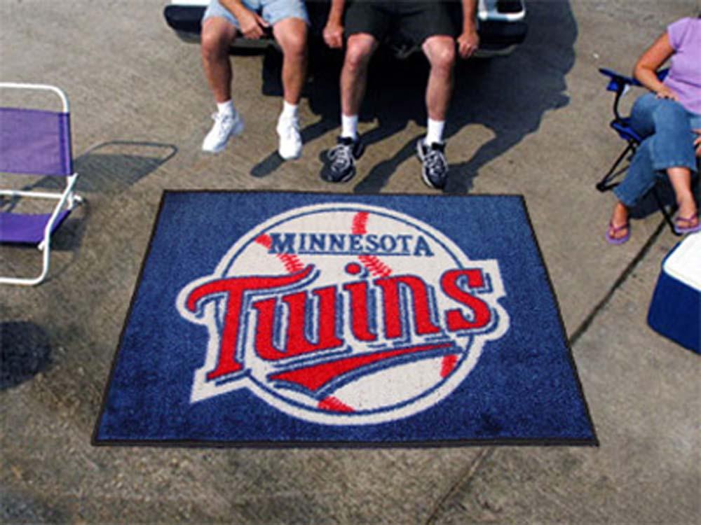 5' x 6' Minnesota Twins Tailgater Mat